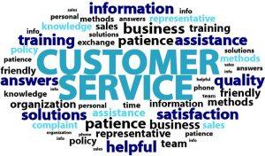 استراتژی خدمات مشتریان