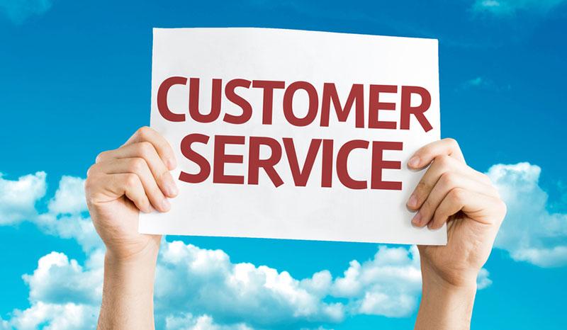 خدمات مشتریان