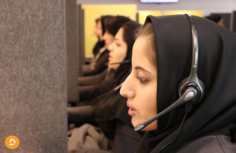 چرا زمان رسیدگی به تماس در اوپراتورهای مرکز تماس متفاوت است؟